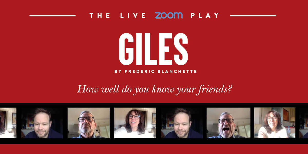 Giles - The Live Zoom Play